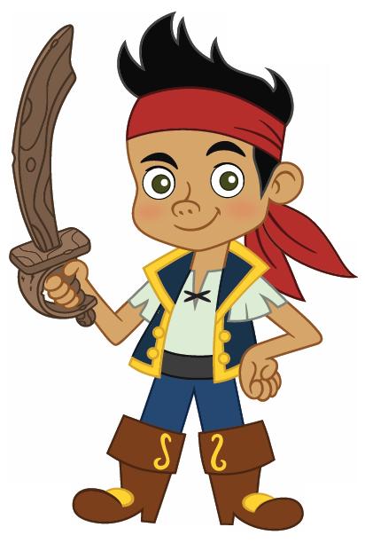 Im genes de jake y los piratas todo peques - Jack le pirate dessin ...