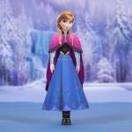 Figura de Anna Frozen para armar