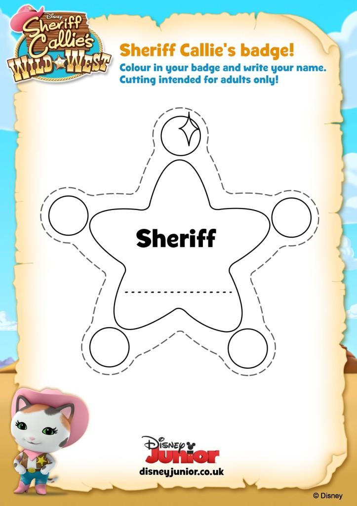 La Estrella De Sheriff Callie