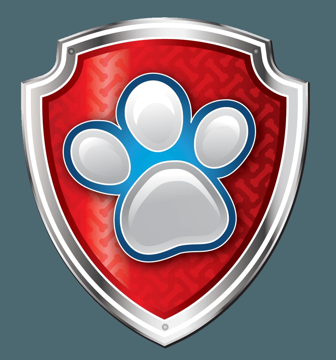 logos escudos paw patrol o patrulla canina para imprimir gratis todo peques. Black Bedroom Furniture Sets. Home Design Ideas