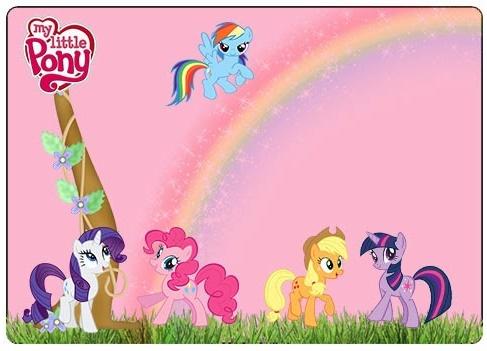 Kits Imprimibles de My Little Pony para descargar gratis