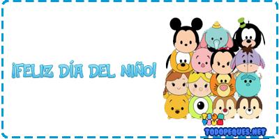 Tarjetitas Dia del Nino para Imprimir Gratis Todo Peques
